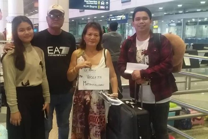 Kuala Lumpur Airport To Cameron Highlands City EN-ROUTE Boh Tea Plantation