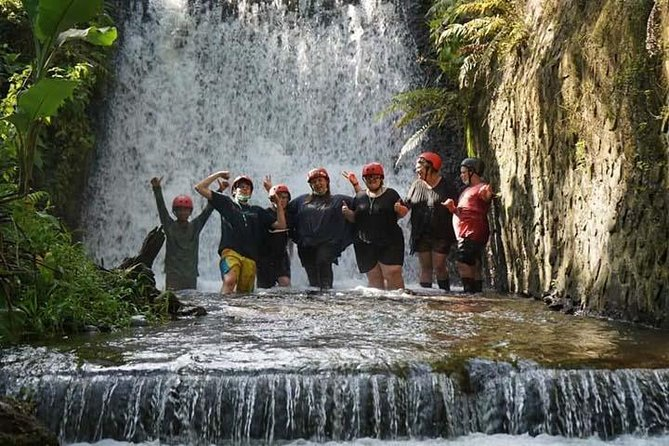 Bali Quad Bike Adventure with Gorillla Face Cave Trek