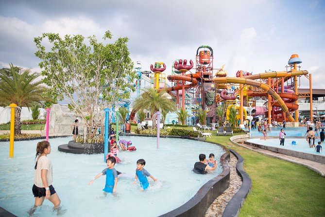 From Bangkok: Pattaya Cartoon Network Amazone & Teddy Bear Museum