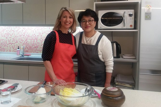 Korean Cooking Class & Market Tour - Chef led, Small group (max 6)