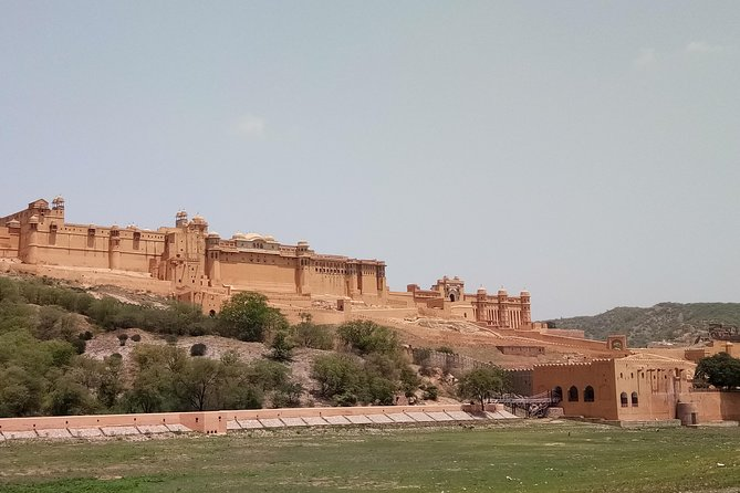 Private Day Tour of Jaipur with Car & Driver