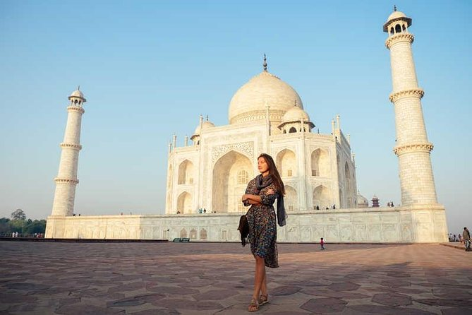 Private Tour: Jaipur to Taj Mahal Agra Day Trip