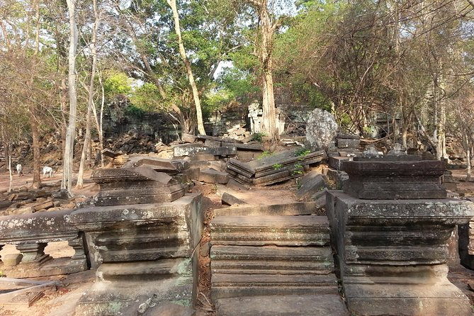 Private One Day Tour To Kbal Spean and Beng Mealea photo 7