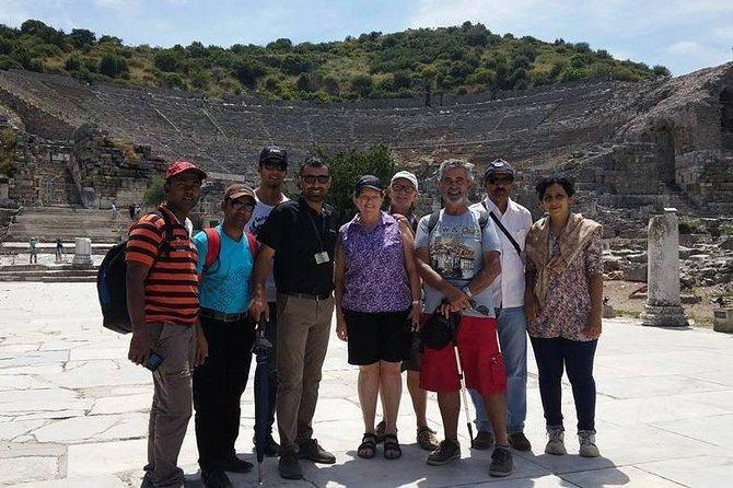 Small Group Ephesus and Sirince Tour from Selcuk