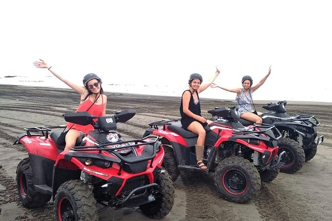 Bali ATV on The Beach - Ozzy Bali Adventure