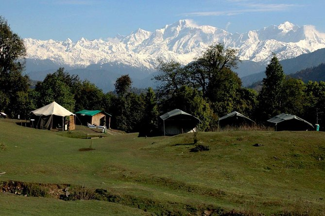 3-Day Deluxe Camping in Chopta