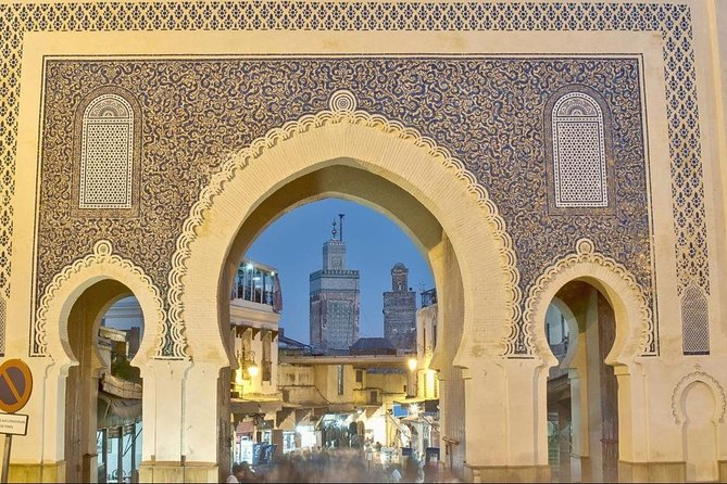 4stars Discovery of Morocco 9d/8n, from Fez every Sunday