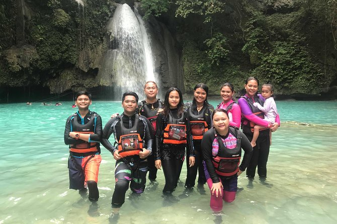 South Cebu One Day Tour Canyoneering adventure and Moalboal island hopping photo 3