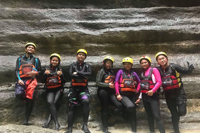 South Cebu One Day Tour Canyoneering adventure and Moalboal island hopping photo 4