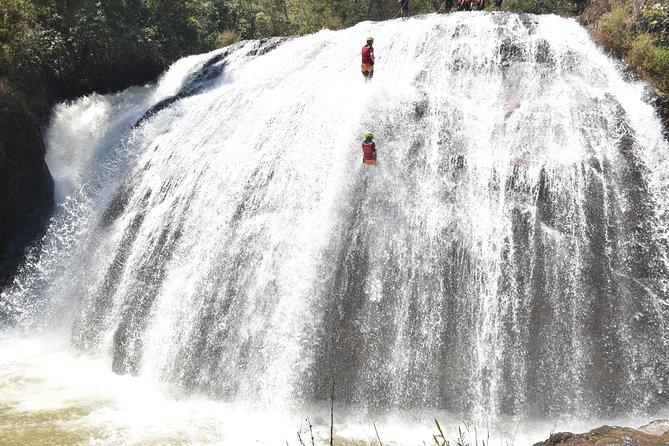 Extreme Dalat Canyoning Day Trip