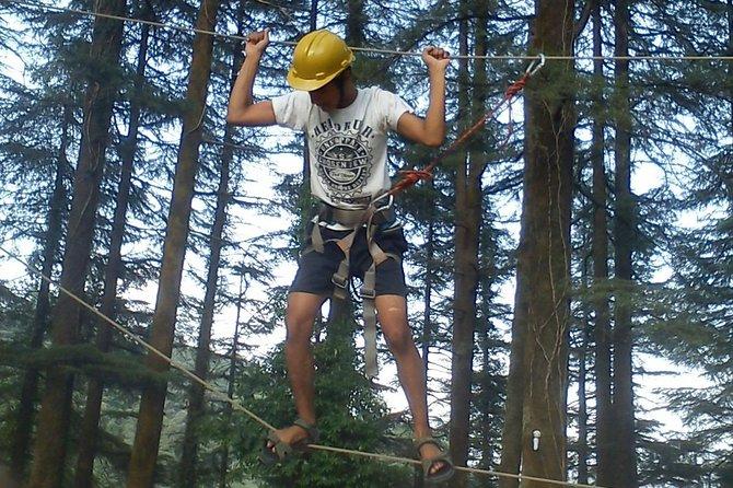Adventure camping at Mussoorie - 1n2d