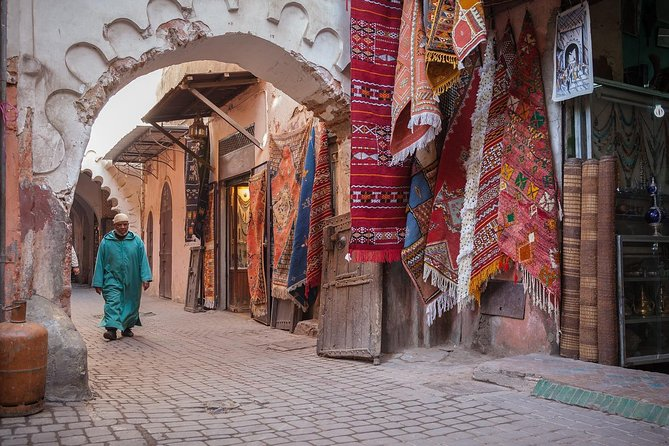 Marrakesh shopping tour from Casablanca photo 1
