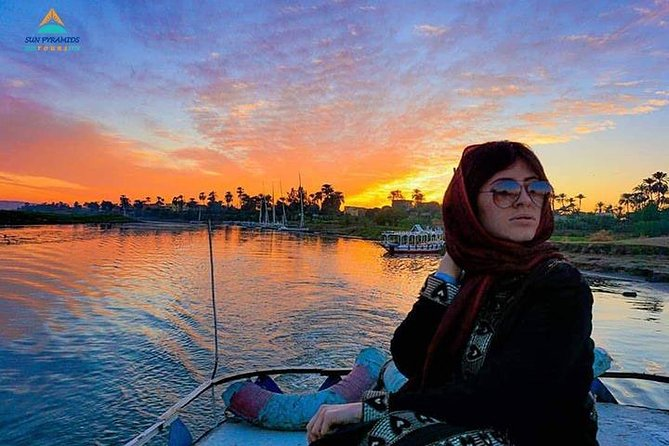 Felucca Ride on the Nile in Cairo photo 1