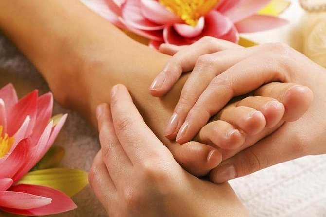 Foot Massage 60 minutes