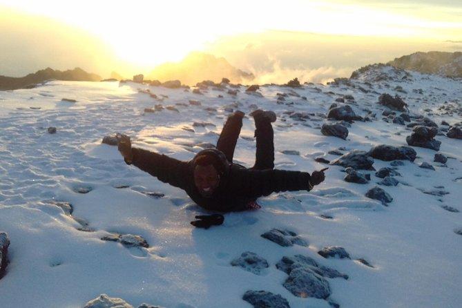 7 Days Machame route Kilimanjaro Climbing