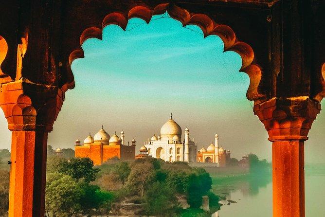 Golden Triangle Tour:- Delhi - Agra - Jaipur