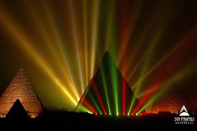 Sound and Light Show at the Pyramids with dinner photo 3