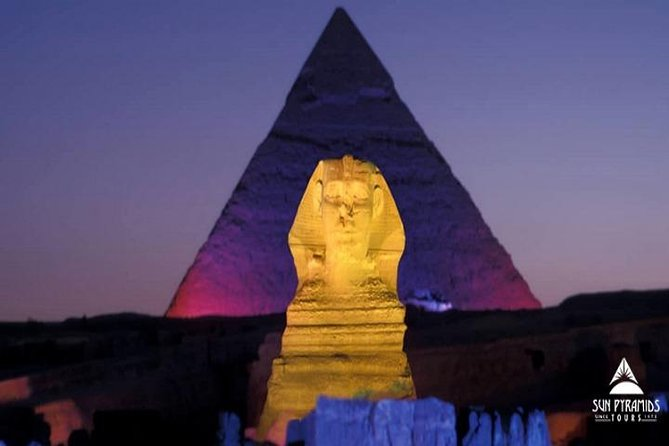 Sound and Light Show at the Pyramids with dinner photo 4