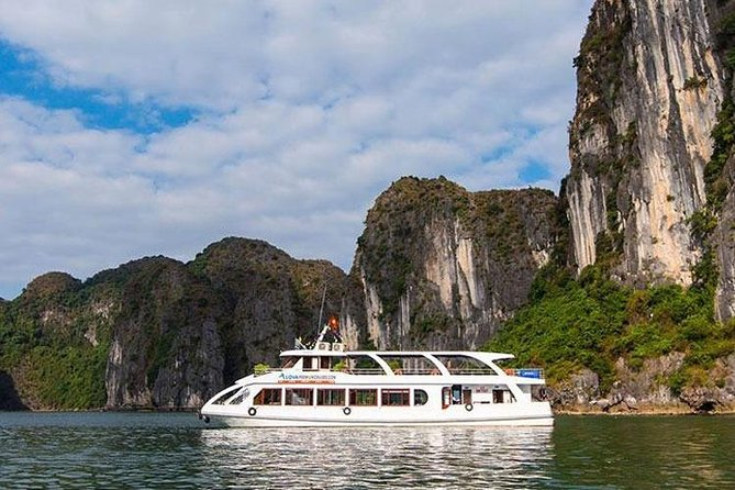 Alova Premium Cruise-Deluxe Tour in Ha Long ( Tour from Ha Long Bay) photo 8