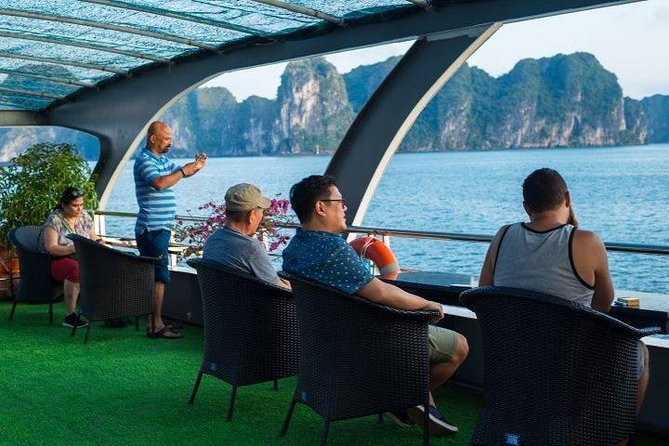 Alova Premium Cruise-Deluxe Tour in Ha Long ( Tour from Ha Long Bay) photo 21