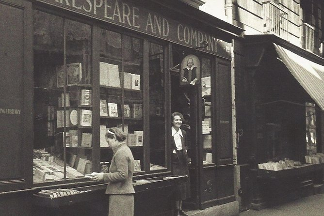 Paris 1920 : Lost Generation Writers of the Left Bank