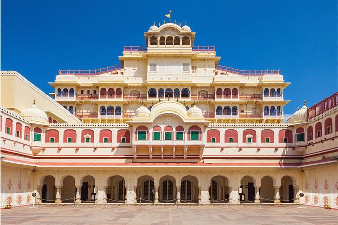 Same Day Jaipur city Tour from Agra