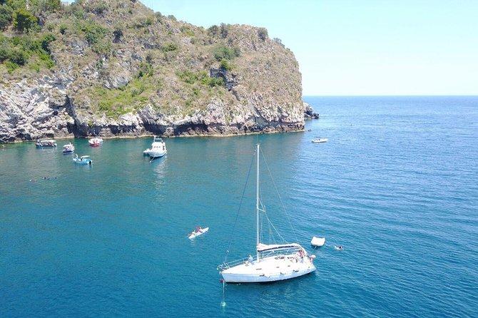 Half Day Sailing Tour Taormina Bay