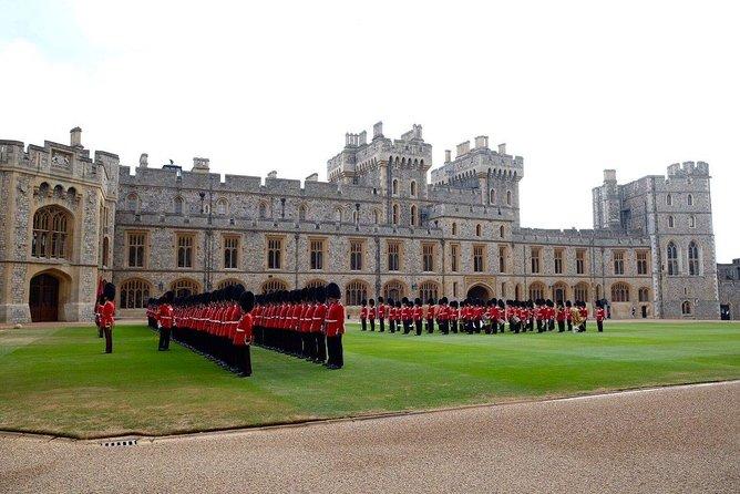 Windsor Castle To Central London Private Car Transfer