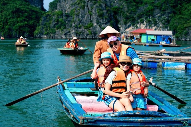 Alova Premium Cruise-Deluxe Tour in Ha Long ( Tour from Ha Long Bay) photo 2