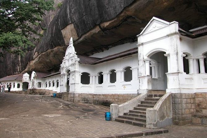 Sigirya And Dambulla Day Tour
