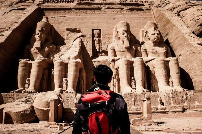 Amazing Day Tour to Abu Simbel Temple