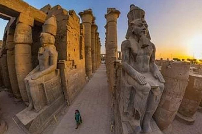 Half Day to the West Bank & Karnak