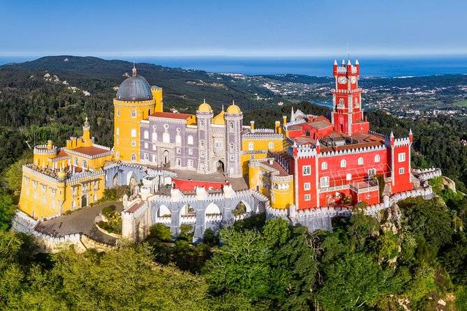 Sintra / Cascais Full-Day Tour