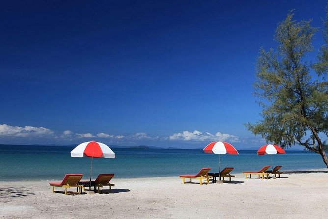 Half Day Sihanoukville City Tour from Cruise Port or Hotel