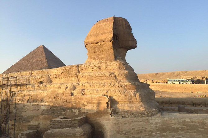 Small Group Tour to Cairo from Hurghada