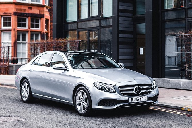 Edinburgh to Dundee Private Premium Transfer With Chauffeur