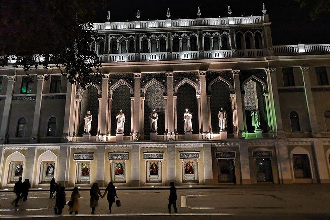 Discover Baku with me