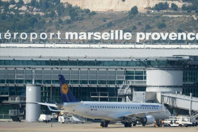 Marseille airport transfer to the Cruise Port of Marseille