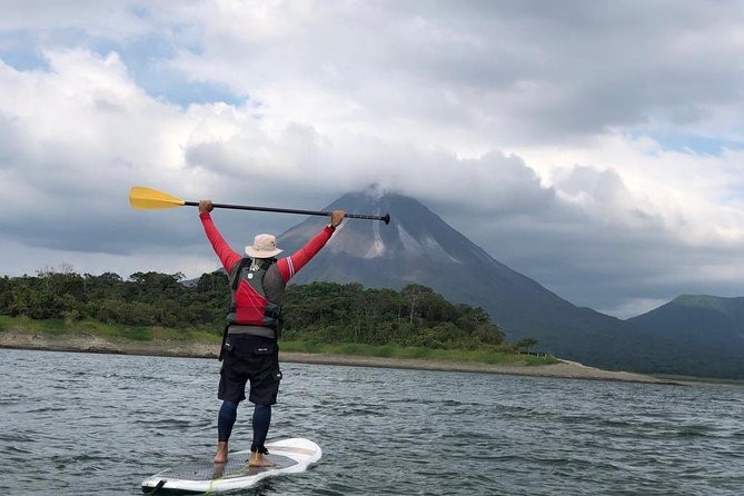 Monteverde COMBO Pedal and Paddle Lake Crossing to La Fortuna