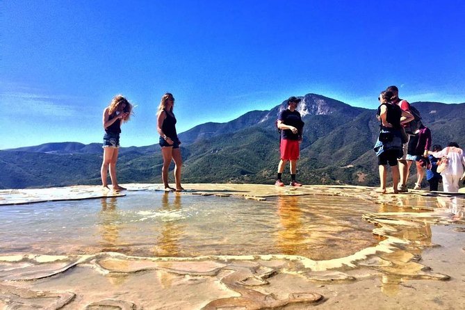 Exclusive Hierve el Agua Full-Day Tour