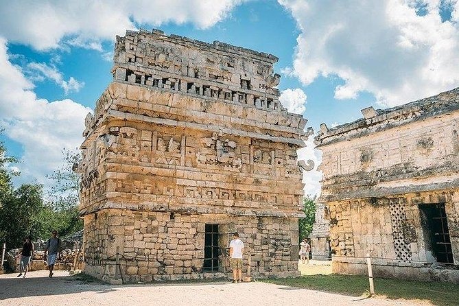 Classic Tour Chichen Itza, Cenote & Valladolid from Playa del Carmen