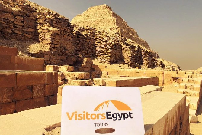 Two Days To Cairo & Giza - Including Lunch