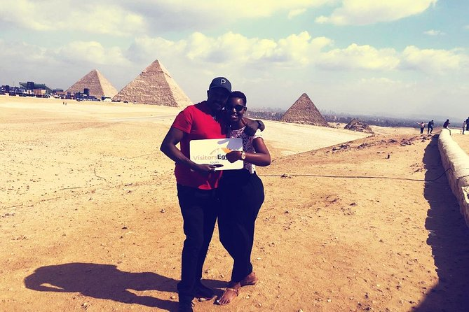 Tour At The Great Pyramids