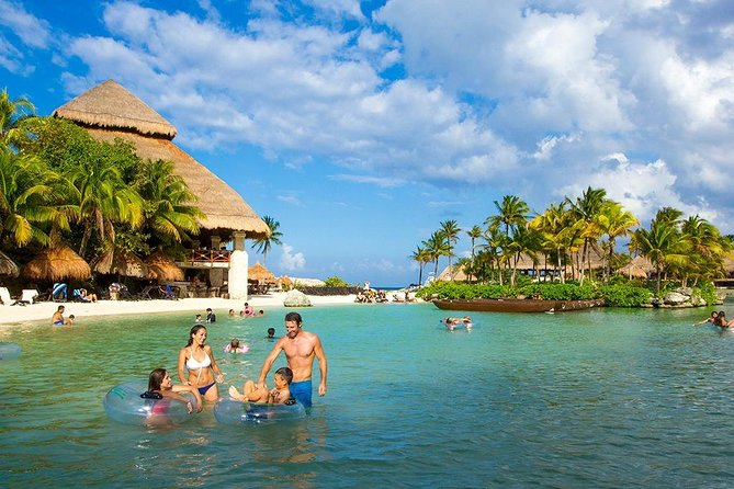 Xcaret Full-Day Tour from Cancun
