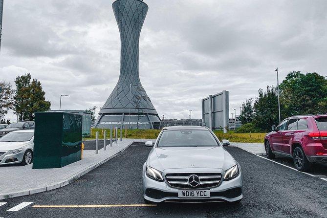 Edinburgh to Edinburgh Airport Private Premium Transfer With Chauffeur