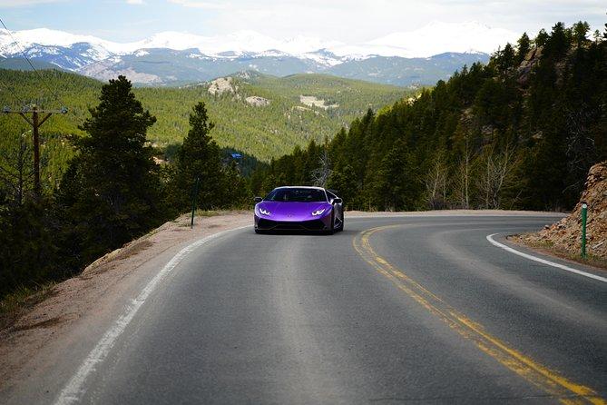 25-Mile Colorado Canyon Supercar Driving Experience