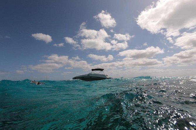 Blue Ocean Bioluminous Tour in Cayman Islands