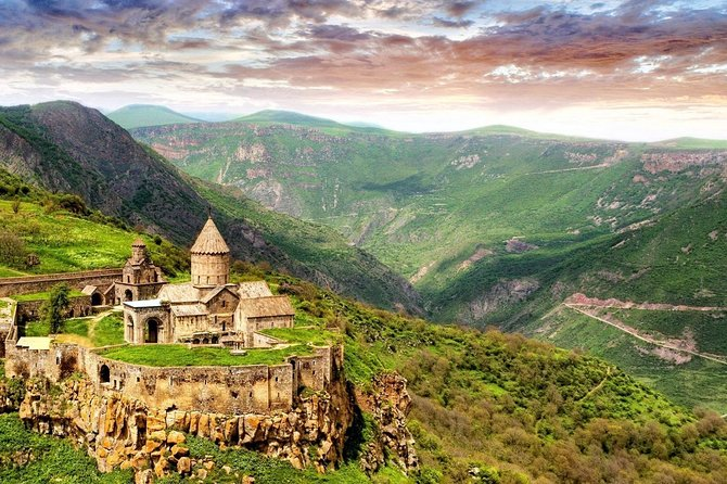 Tatev Ropeway and Monastery, Khor Virap, Noravank, Areni Winery - private tour
