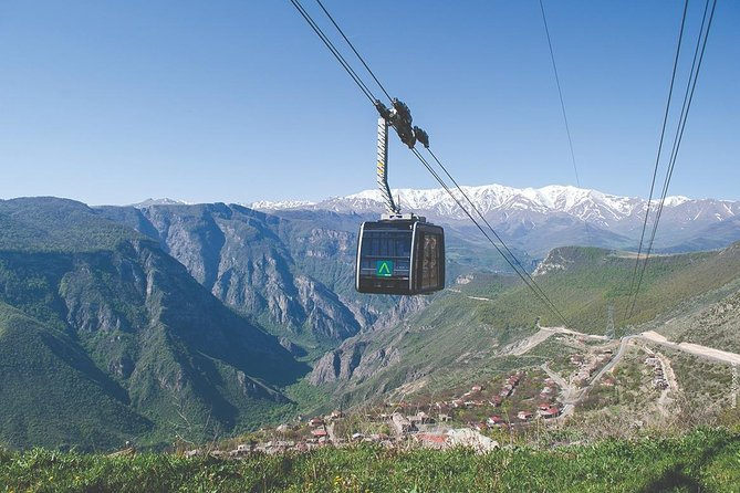 Tatev Ropeway and Monastery, Khor Virap, Noravank, Areni Winery - private tour photo 9