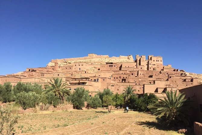 4 Days Trip From Marrakech To Merzouga